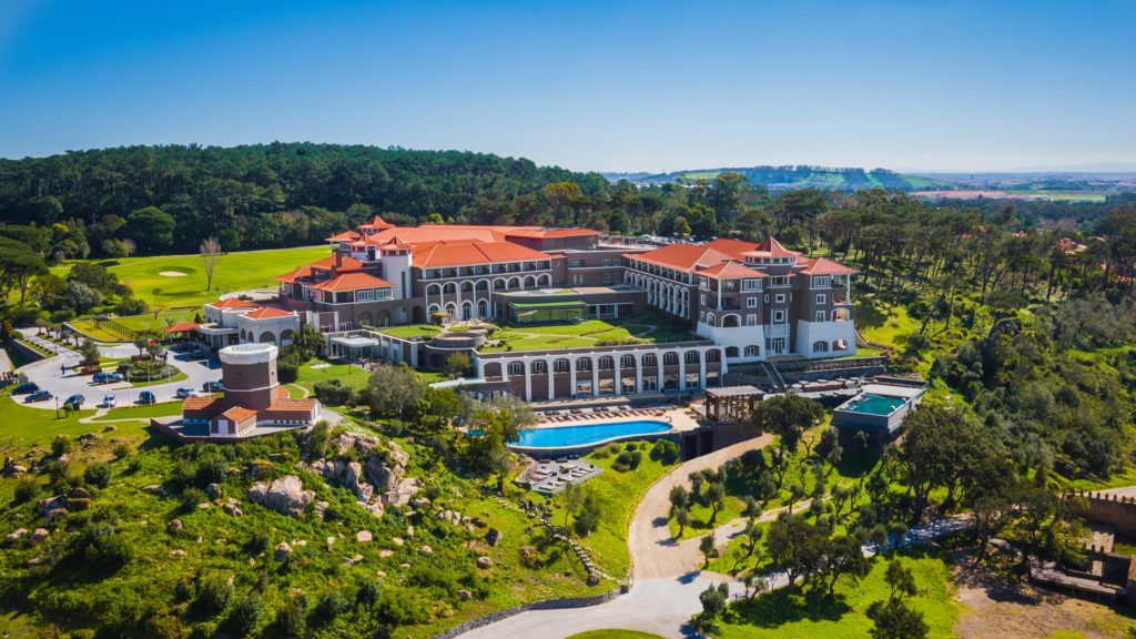 Penha Longa Resort Vacances Golf Portugal Reservation Hotel