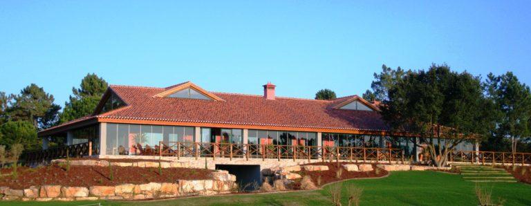 Quinta Do Peru Golf and Country Club Quinta do Conde, Portugal Club-House Restaurant Gastronomy