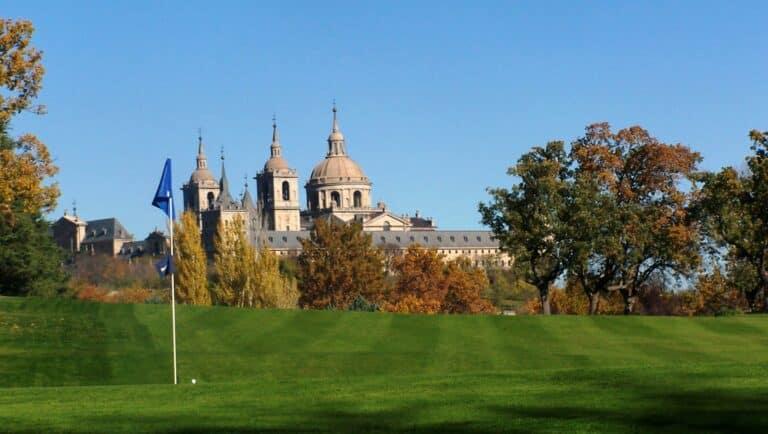 Real Club De Golf La Herrería Jouer golf Madrid Espagne Voyage vacances golf