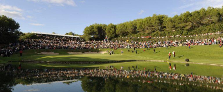 Real Club Valderrama Sotogrande-Espagne Ryder Cup Europe Etats unis