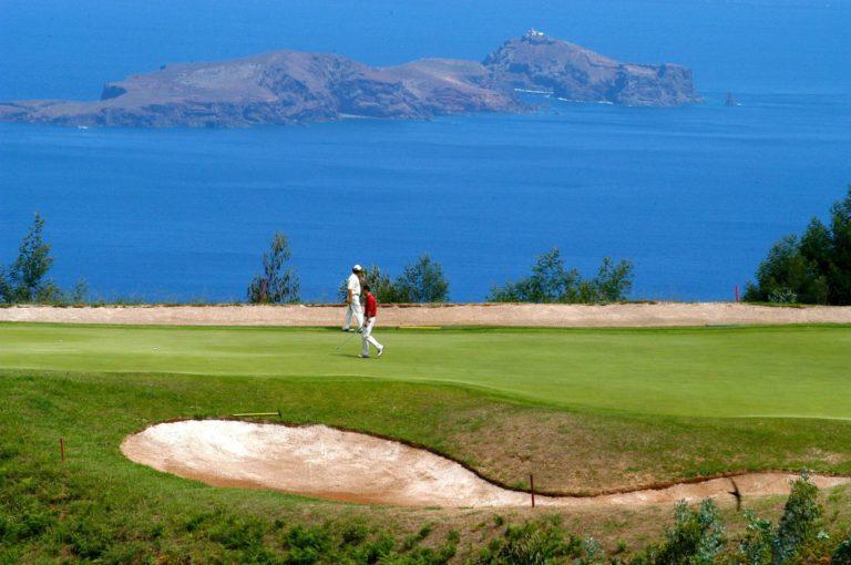 Santo Da Serra Golf Club Machico-Madeira, Portugal 9 trous Madeire