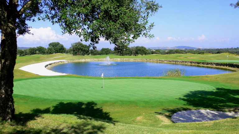 Seve Ballesteros San roque golf club New Cours Old Course golf Espagne