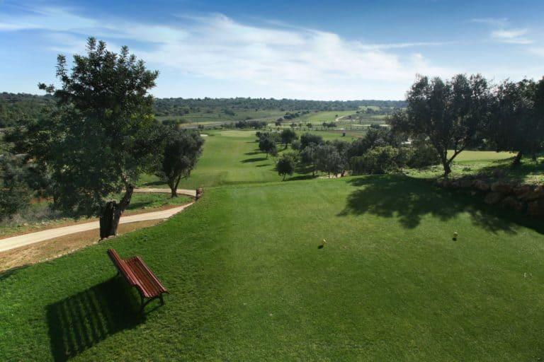Silves Golf Portugal Algarve 18 trous