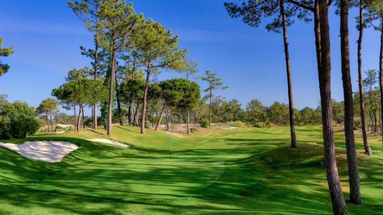 Troia golf Portugal Le Coin Golf