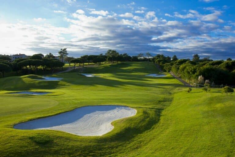 Vale Do Lobo Royal Golf Course Vale do Lobo – Almancil, Portugal Parcours 18 trous