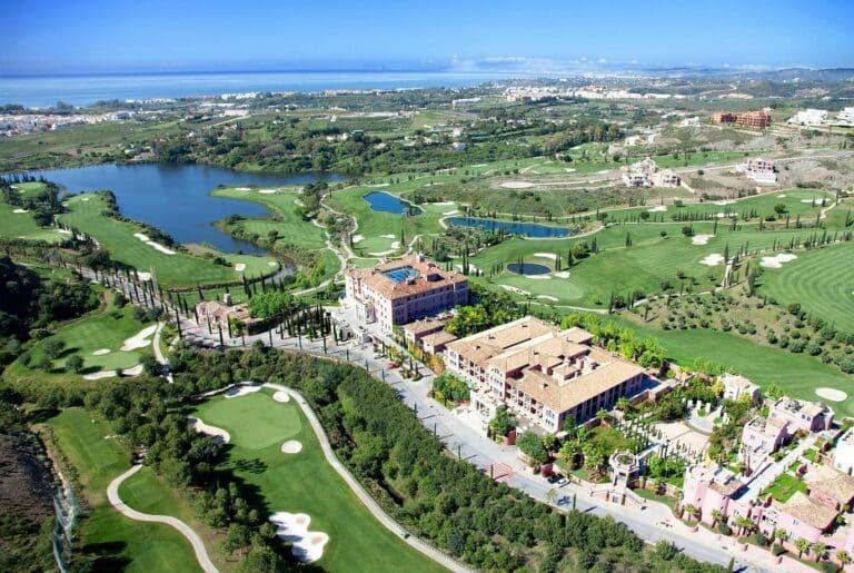 Villa Padierna Golf Club Les Plus beaux golf en Espagne