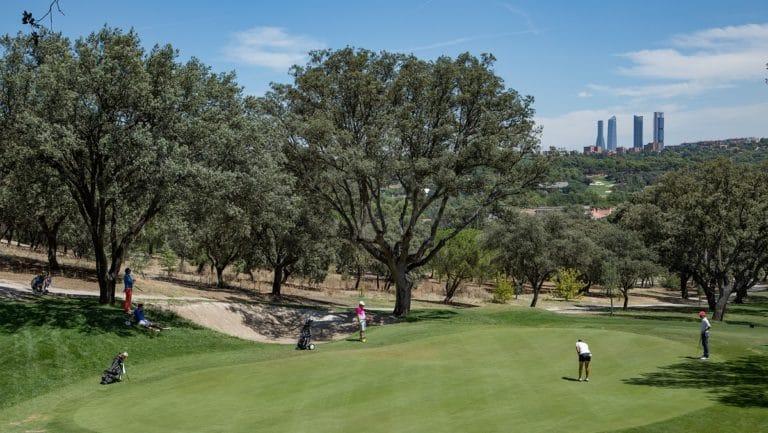 golfeurs Madrid Espagne ejour golf voyages Espagne