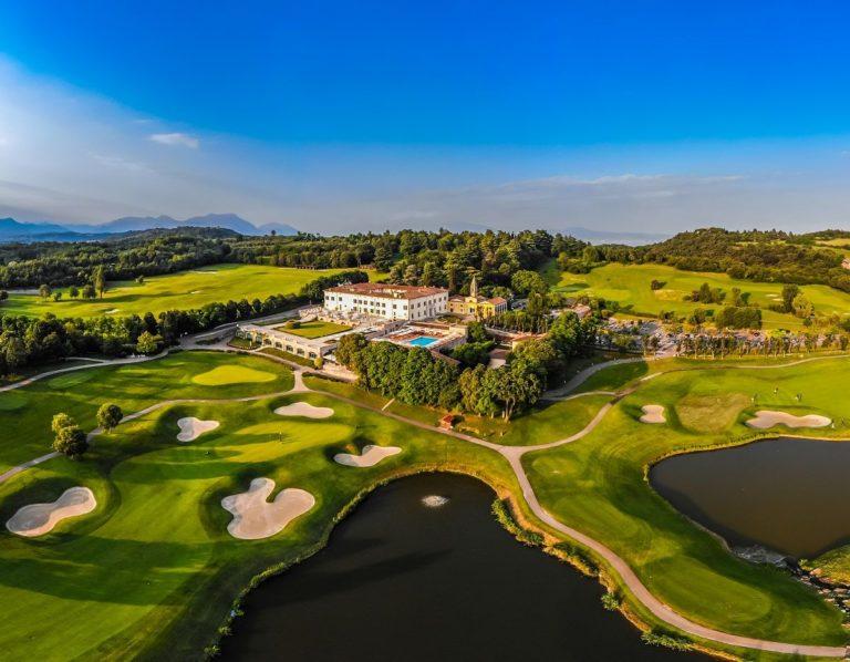 Arzaga Golf Club Sejour vacances week end golf Italie Hotel