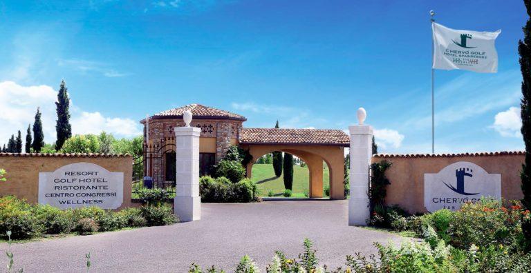Chervò Golf Hotel Spa & Resort San Vigilio Entree du golf
