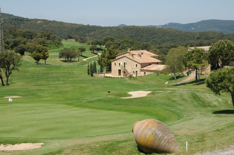 D'Aro Golf Club – Mas Nou Maison sur golf Location vacances golf lecoingolf
