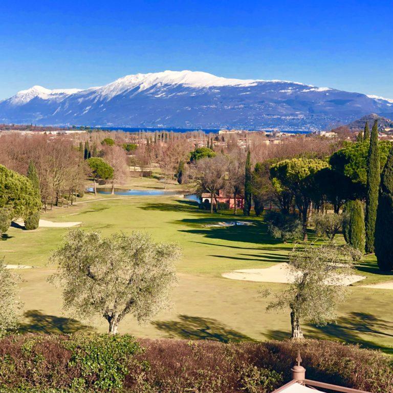 Gardagolf Country Club Vacances golf italie