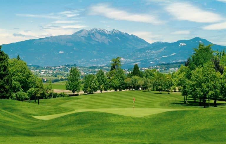 Golf Club Verona Lac de Garde Italie 18 trous