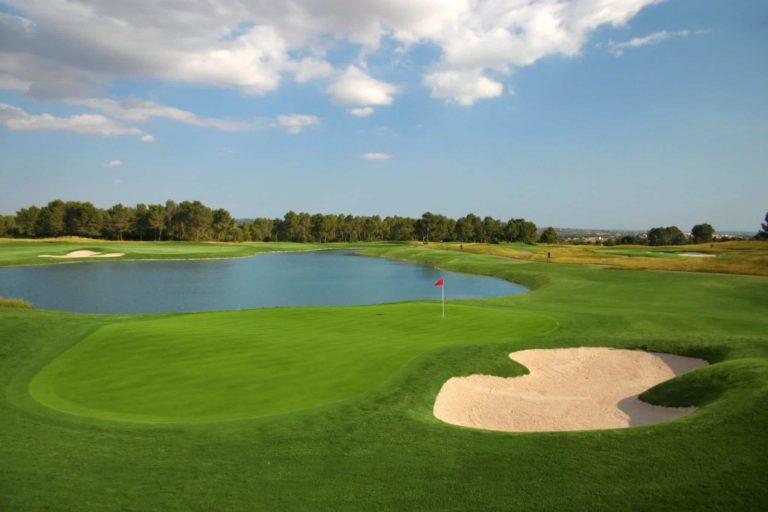 Golf Park Mallorca Puntiro Golf Espagne Majorque