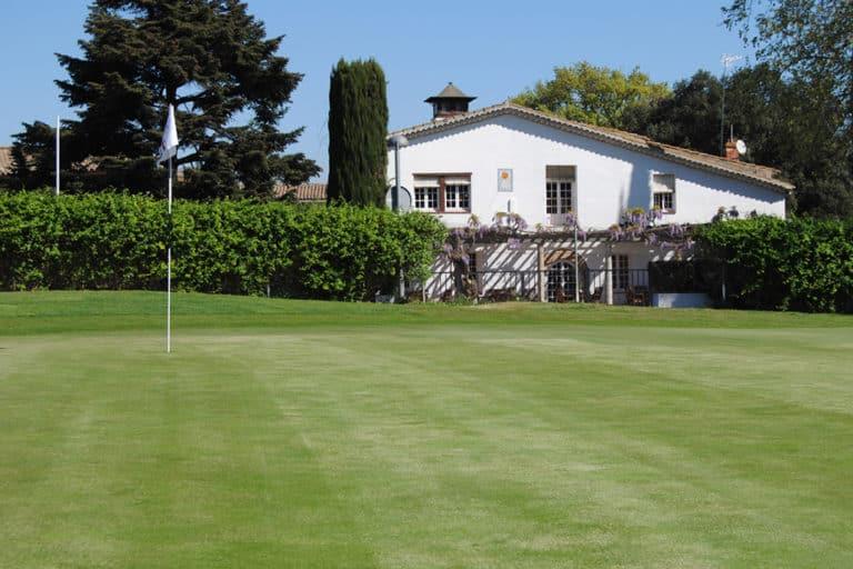 Sant Cugat Golf Club Location vacances golf Espagne