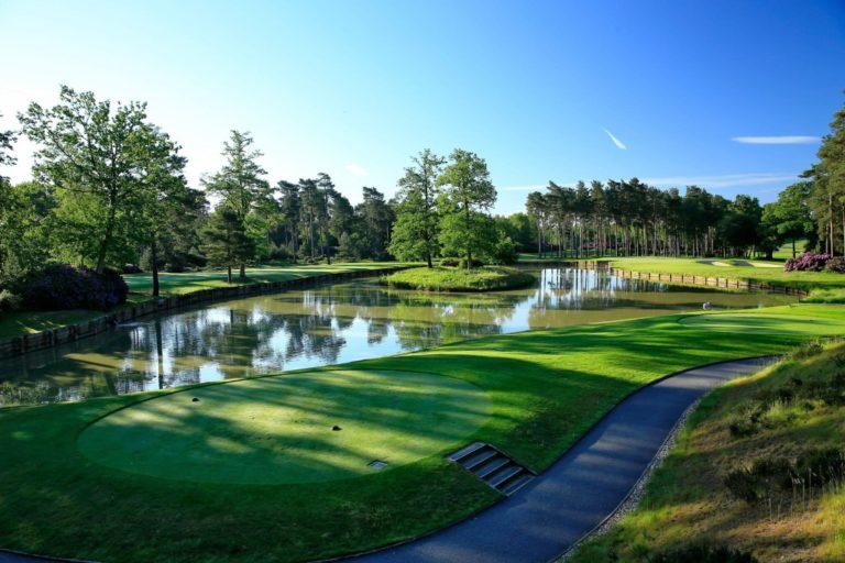 Bearwood Lakes Golf Club Lecoingolf