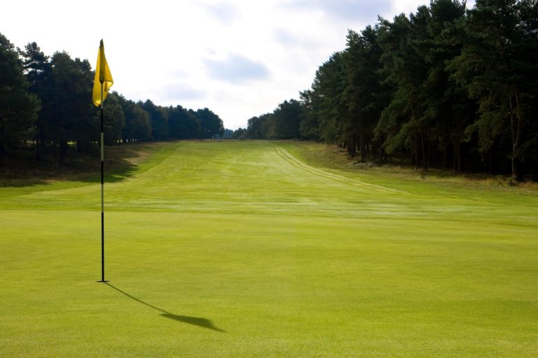 Beau Desert Golf Club Vacances golf angleterre