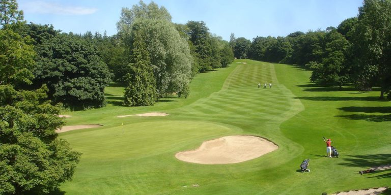 Belvoir Park Golf Club Golfweurs irlande Vacances