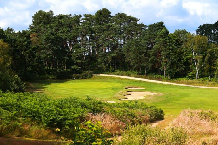 Broadstone Golf Club Le Coin Golf