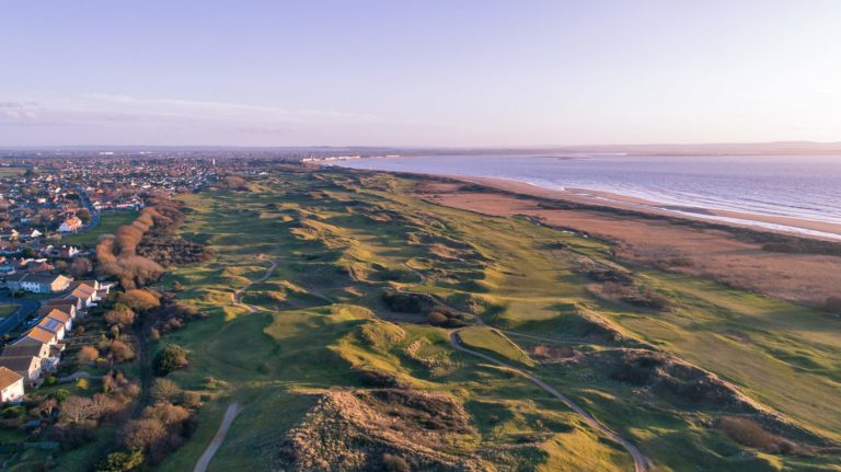 Burnham and Berrow Golf Club Links vacances golf Angleterre