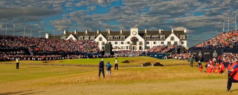 Carnoustie Golf Links Open Britanique British Open