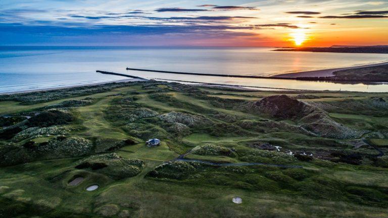 Castlerock Golf Club Jouer golf Irlande du Nord voyage vacances
