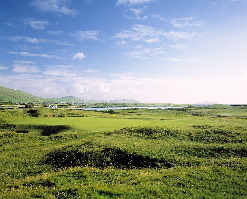 Ceann Sibéal Dingle Links Golf Club jouer golf Irlande