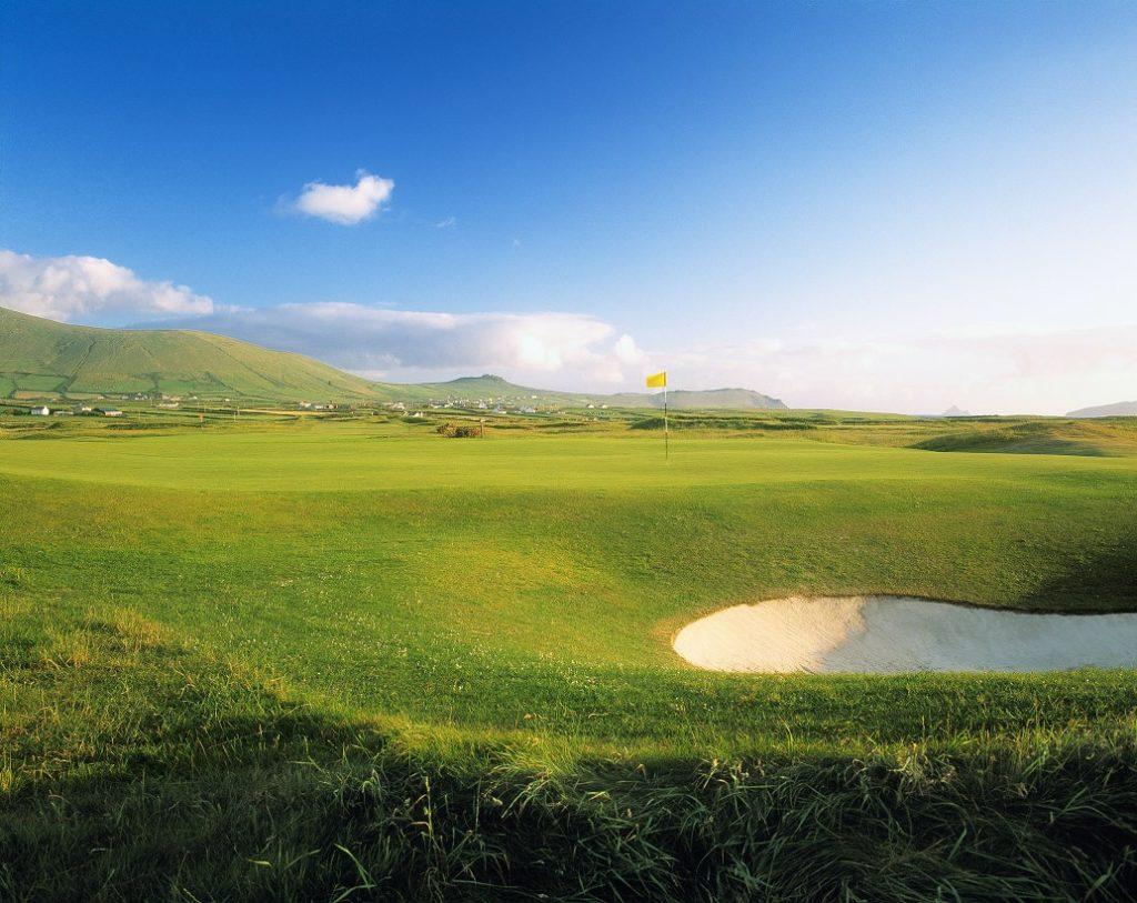 Ceann Sibéal Dingle Links Golf Club voyage golf irlande