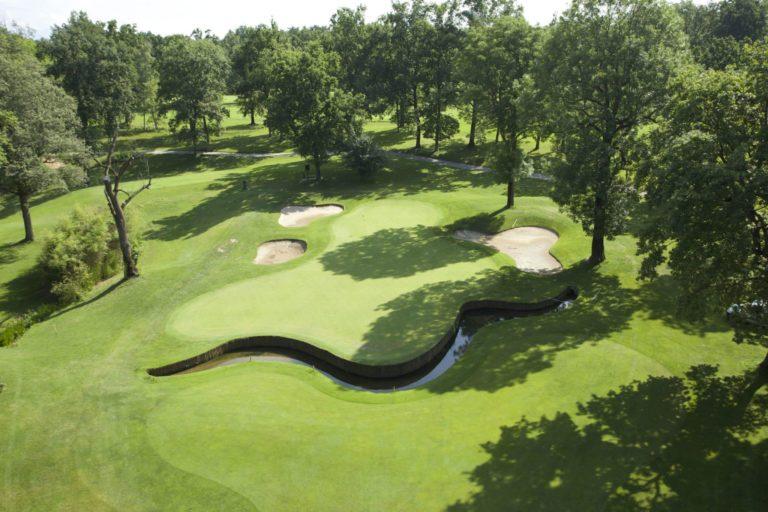 Circolo Golf Torino – La Mandria Green en Ile