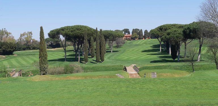 Circolo del Golf Roma Acquasanta Le coin golf