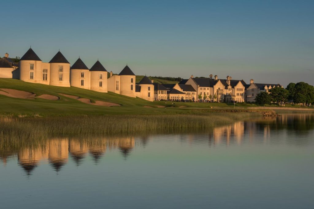 Complexe hôtelier Lough Erne Resort 5 étoiles
