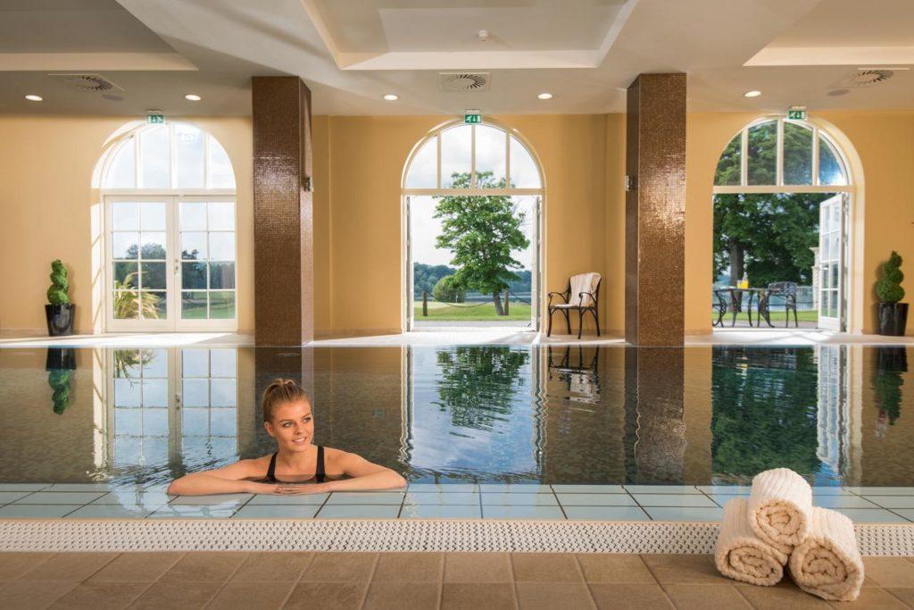 Complexe hôtelier Lough Erne Resort 5 étoiles Spa Piscine