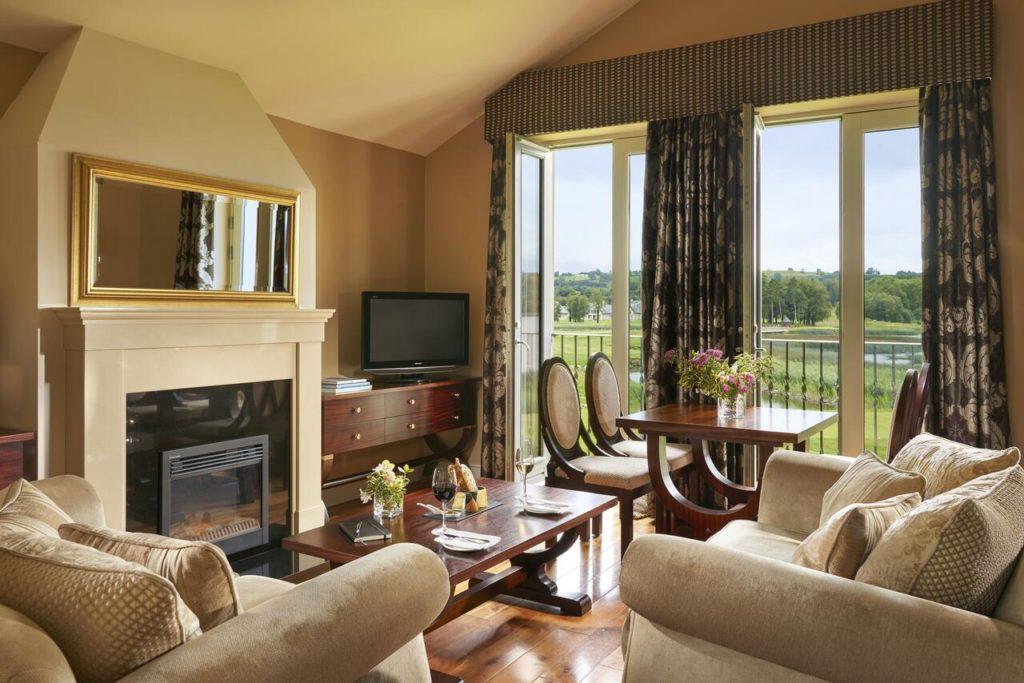 Complexe hôtelier Lough Erne Resort 5 étoiles chambres suite