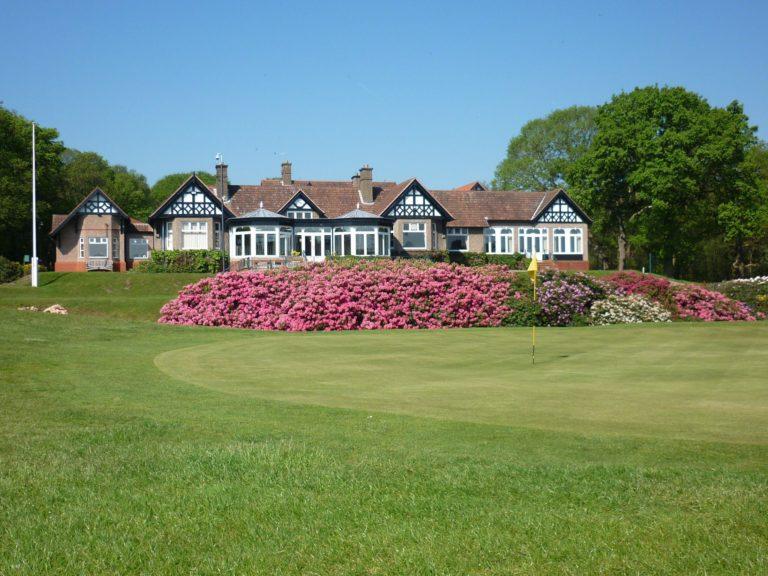Delamere Forest Golf Club Club-house