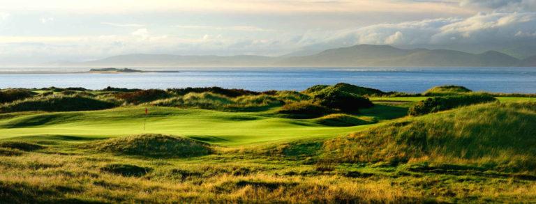 Dooks Golf Club Irlande parcours de golf Lecoingolf
