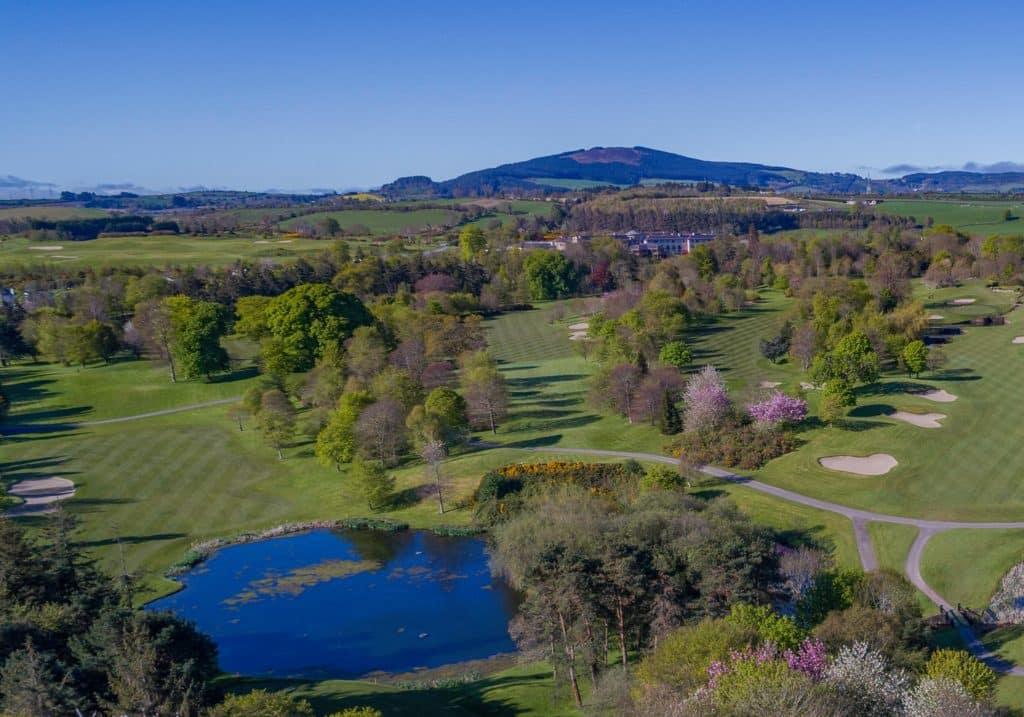 Druids Glen Hotel & Golf Resort Hotel golf Irlande