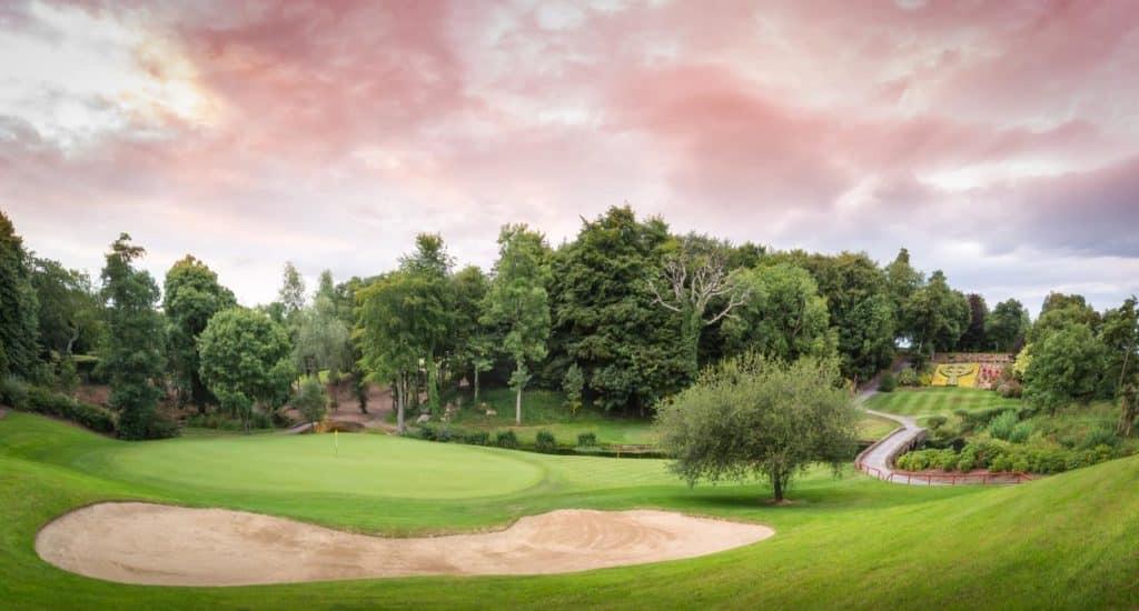 Druids Glen Hotel & Golf Resort Voyage golf irlande
