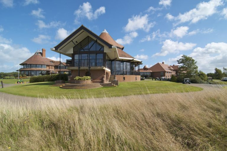 East Sussex National – Hotel, golf resort and spa Club-House