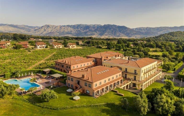 Etna Golf Resort & Spa Hotel golf Vacances sicile Italie