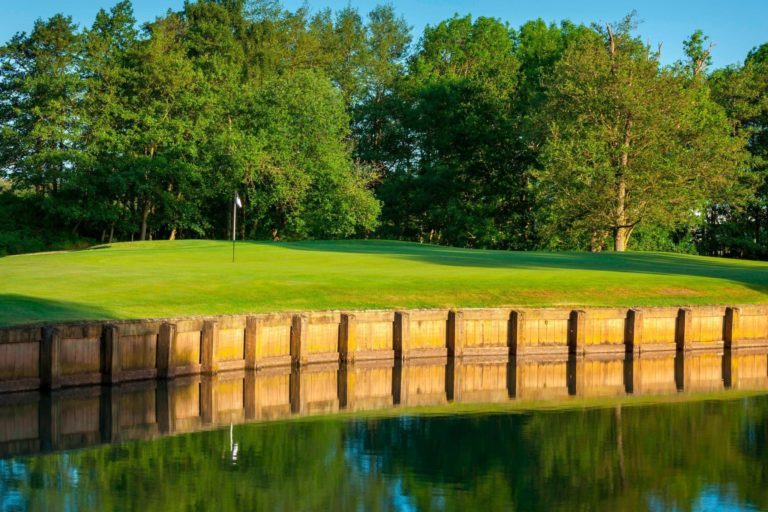 Forest of Arden Marriott Hotel & Country Club 18 trous parcours de golf
