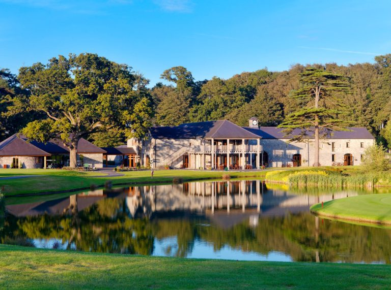 Fota Island Resort Cork, Ireland Club-House