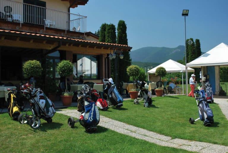 Golf Club Il Colombaro Club-house