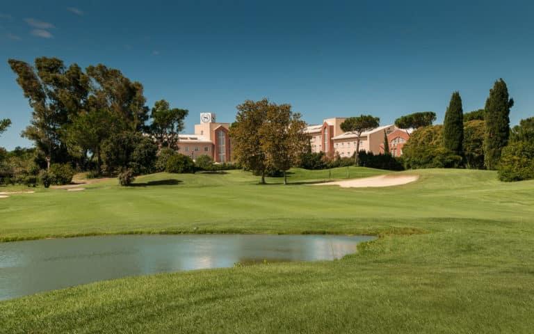 Golf Club Parco De' Medici Hotel sejour vacances golf