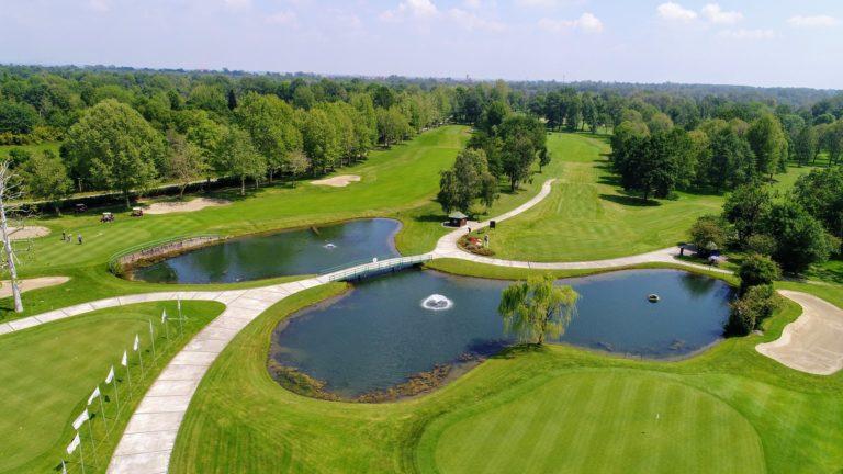 Golf Club Royal Park I Roveri Parcours golf Itlaie Turin