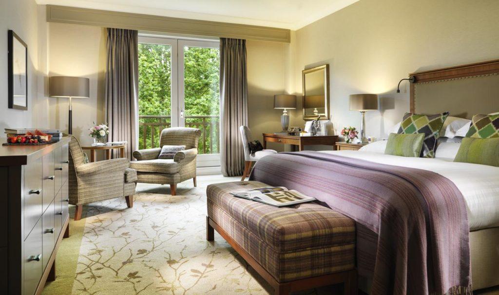 Hôtel Druids Glen Resort hôtel 5 étoiles Chambres