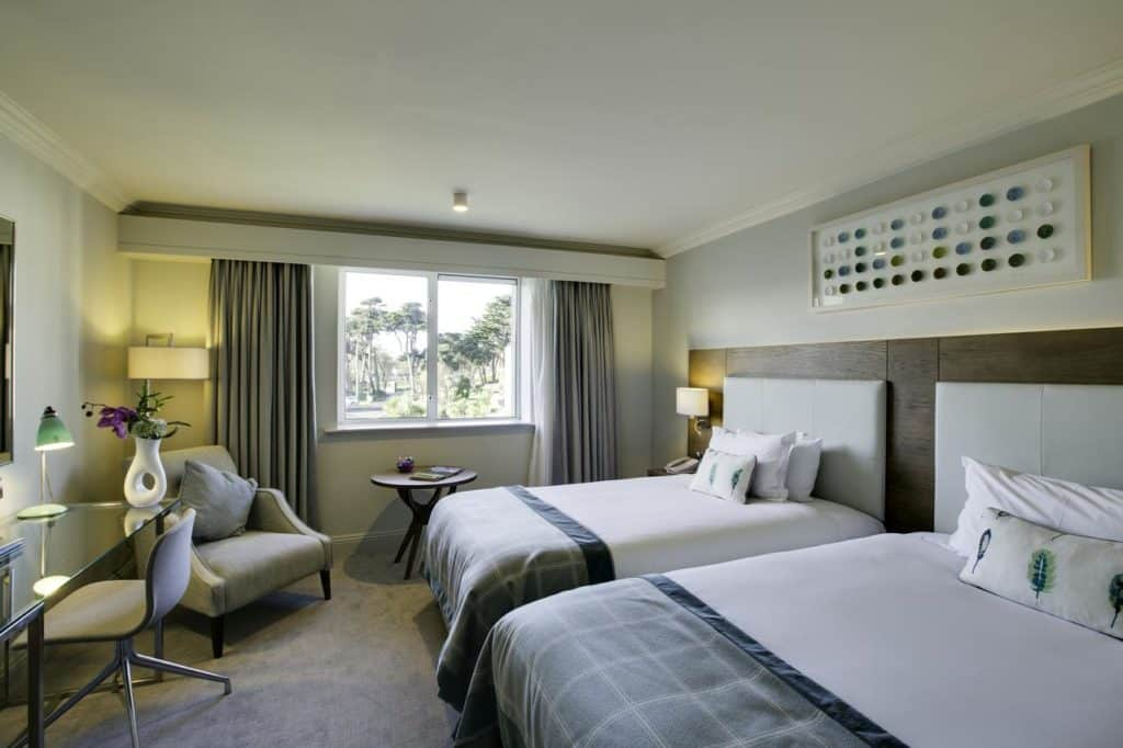 Hôtel Portmarnock Hotel & Golf Links Chambres suite booking sejour golf