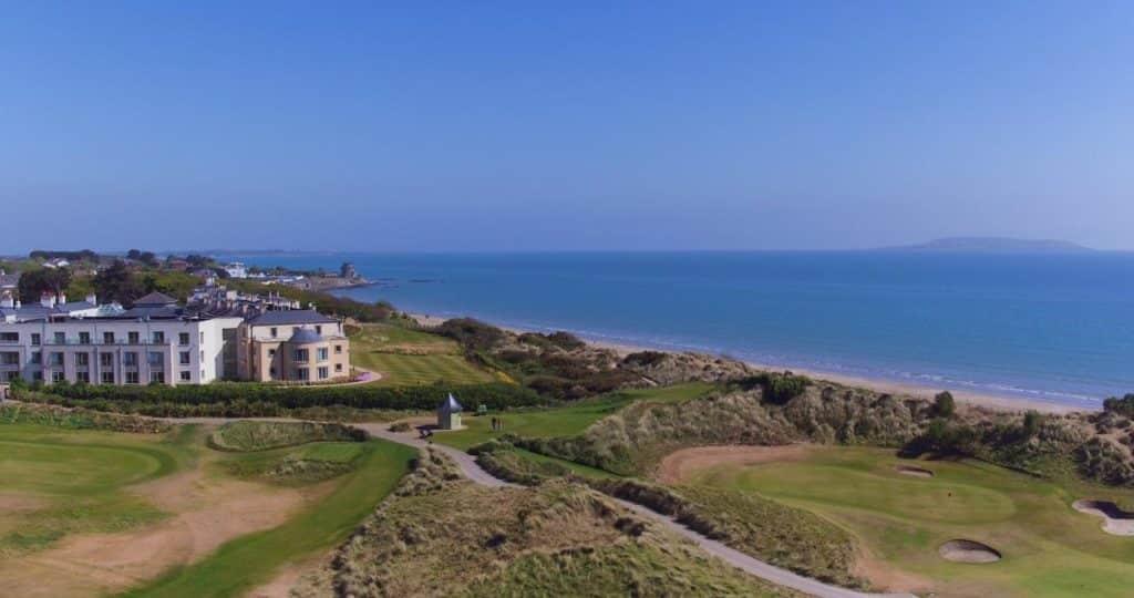 Hôtel Portmarnock Hotel & Golf Links Voyage golf irlande
