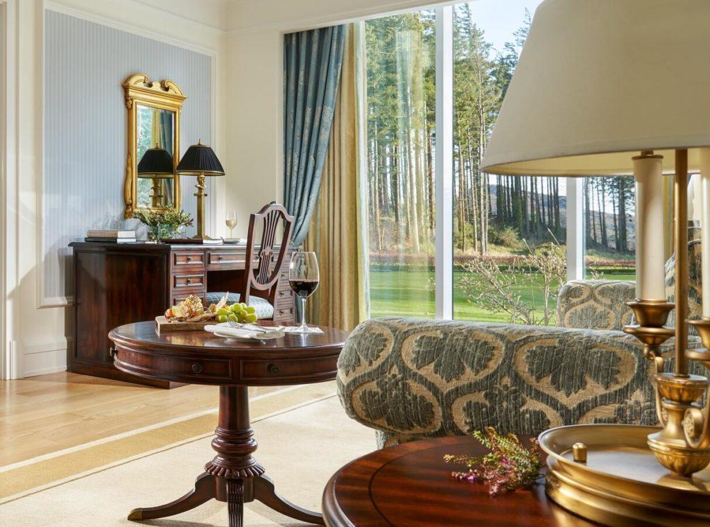 Hôtel Powerscourt Hotel, Autograph Collection Chambres suites luxe
