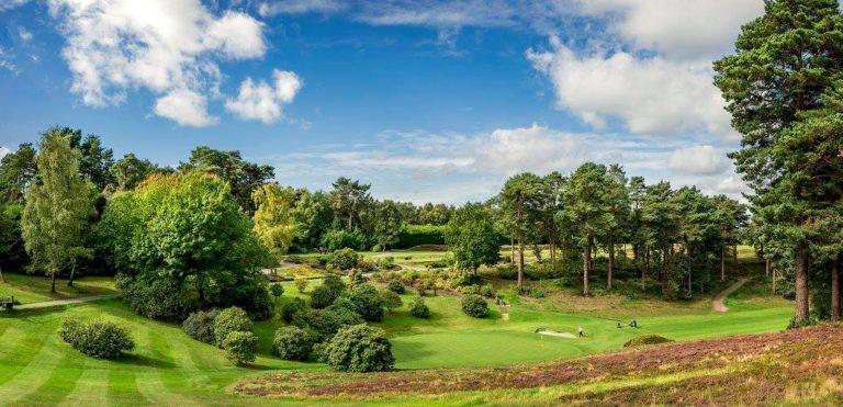 Hindhead Golf Club Jouer golf Angleterre Londres