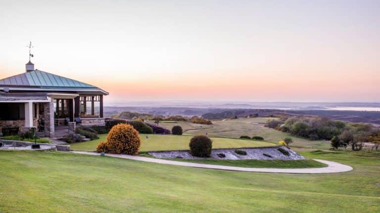 Isle Of Purbeck Golf Club Club-House