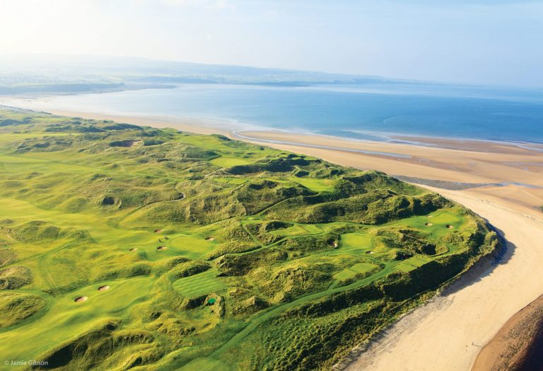 Lahinch Golf Club Le Coin golf